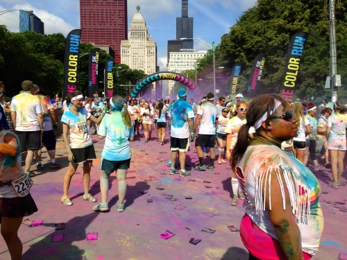 color run 007